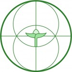 Logo vihreä